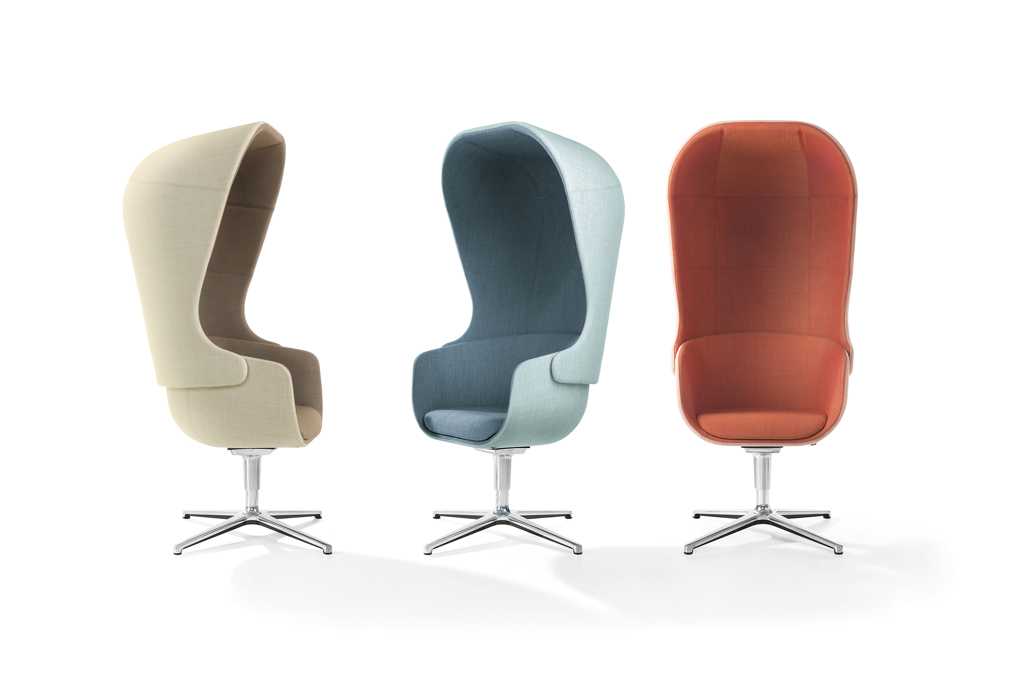 Nu krzesło biurowe Pokker Office (4)